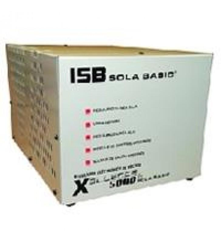 REGULADOR ELECTRONICO DE VOLTAJE SOLA BASIC ISB XELLENCE9000 3 FASES 220Y/127 VCA.