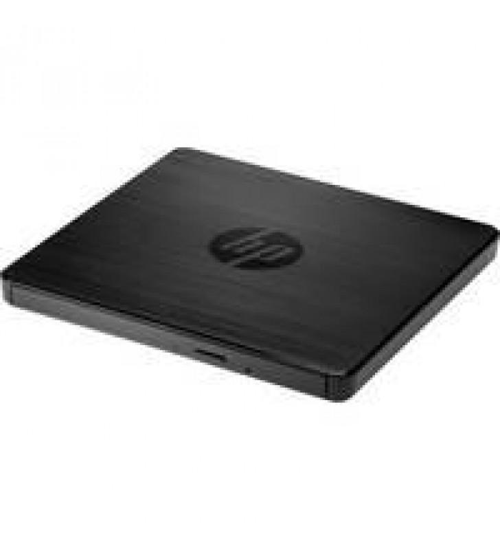 UNIDAD DE DISCO EXTERNO HP DVD/RW CONECTIVIDAD USB (BLACK)