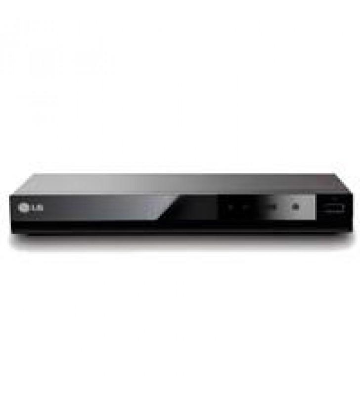REPRODUCTOR LG DP132 DVD/CD/MP3/JPEG/MULTIFORMATO USB AV COMPUESTO COMPONENTE COAXIAL COLOR NEGRO
