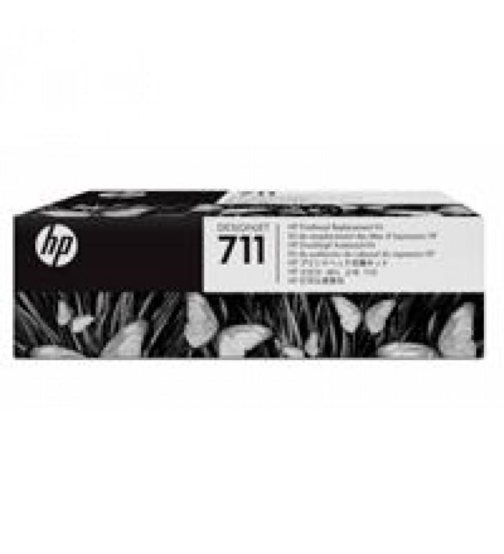 CABEZAL DE IMPRESION HP 711 NEGRO / TRICOLOR C1Q10A