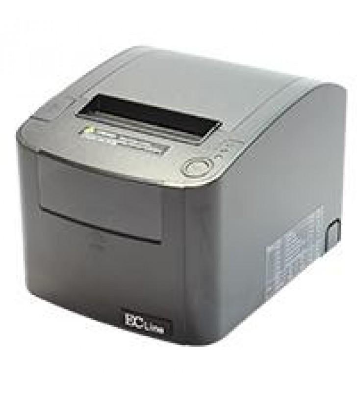 MINIPRINTER TERMICA EC LINE EC-PM-80330-ETH+SERIAL+USB NEGRA AUTOCORTADOR 80MM (3.15)