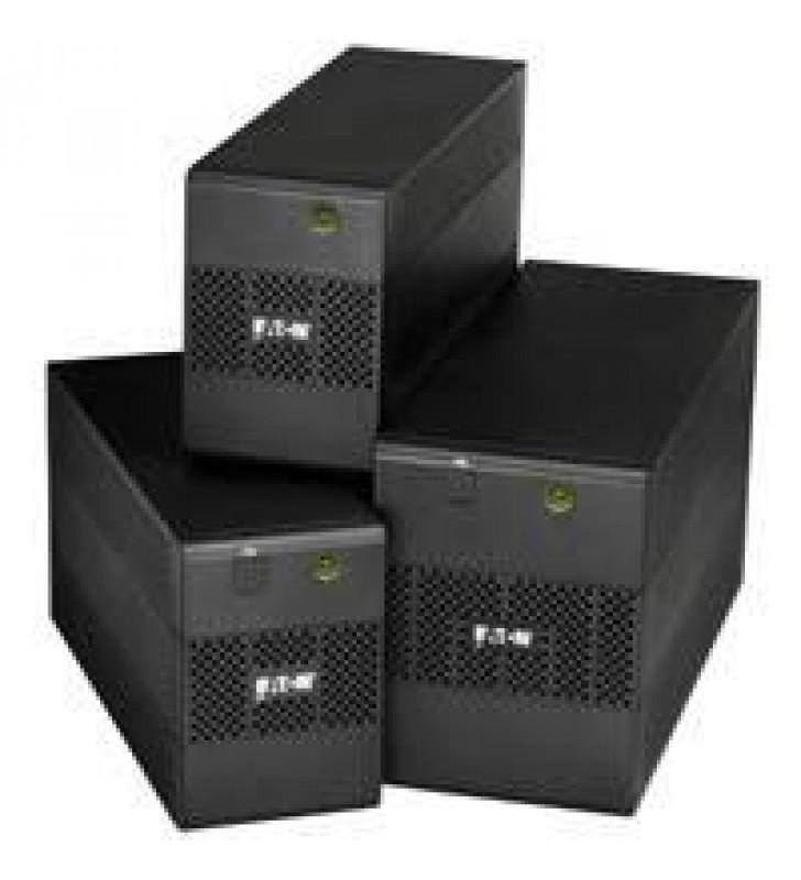 NO BREAK EATON INTERACTIVO 5E1200USB 1200VA/600W /PUERTO USB/ VOLTAJE DE ENTRADA Y SALIDA120V/ CONTA