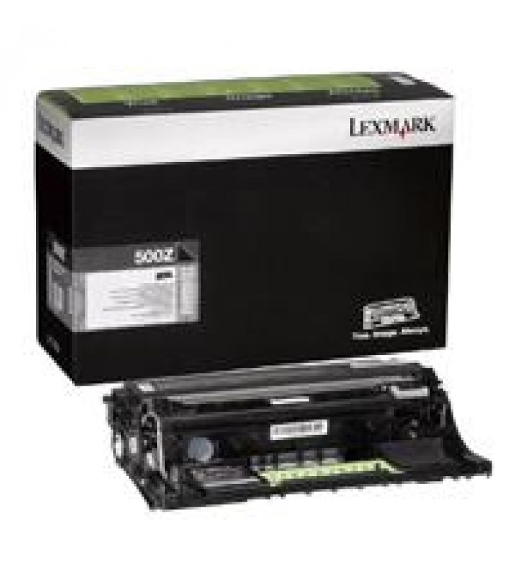 UNIDA DE IMAGEN LASER / NEGRO LEXMARK 50F0Z00 / HASTA 60000 PAGINAS /MS317 MS310/ MS410 / MS510/ MS6