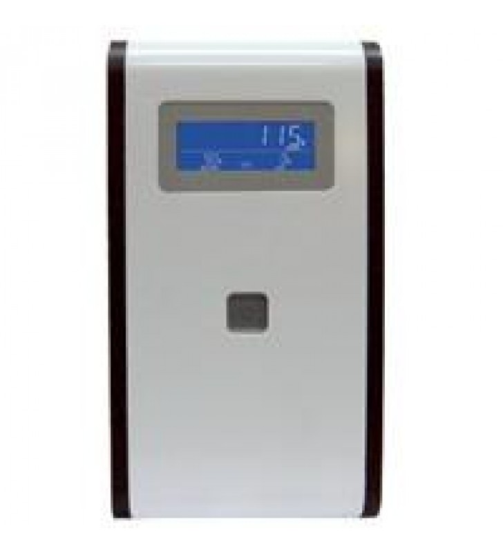 NO BREAK CDP INTELIGENTE 1000VA/500W 10 CONTACTOS PANTALLA LCD BRAKER PUERTO USB RESPALDO DE BA