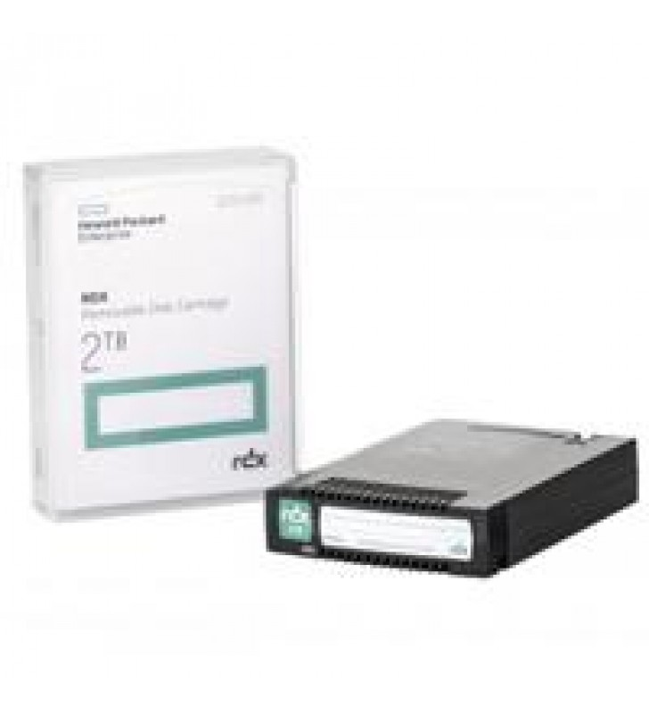 CARTUCHO DE DISCO HP RDX DE 2 TB EXTRAIBLE