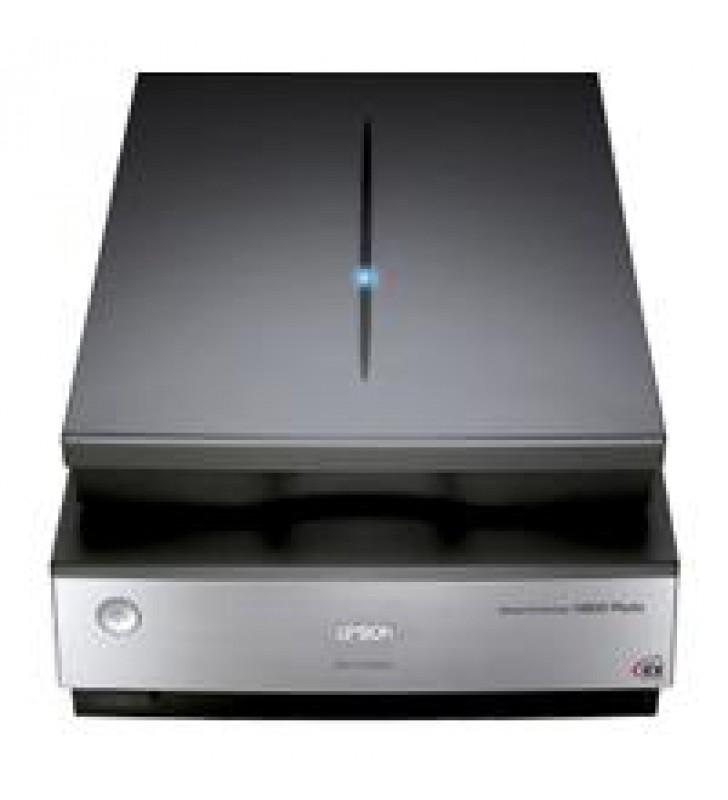 SCANNER EPSON PERFECTION V800 6400 X 9600 DPI 48 BITS CAMA PLANA USB UNIDAD DE TRANSPARENCIAS FOTOGR