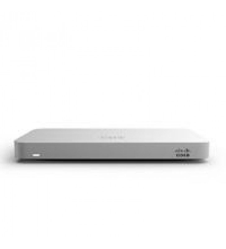 FIREWALL CISCO MERAKI MX64-HW CLOUD MANAGED NETWORKING AND SECURITY (REQUIERE LICENCIAMIENTO OBLIGAT