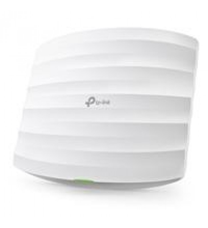 ACCESS POINT INALAMBRICO OMADA TP-LINK EAP110 PARA INTERIOR 300MBPS 1RJ45 INCLUYE INYECTOR POE PASIV