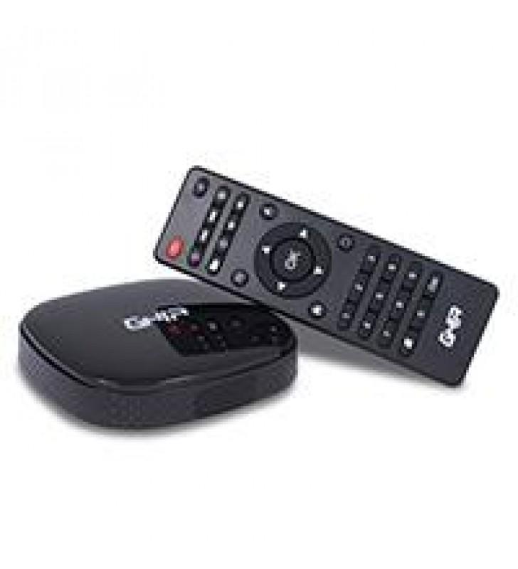 SMART TV BOX GHIA GAC-003/QUAD/1GB/8GB/LAN/WIFI/HDMI/AV/CR/NEGRO