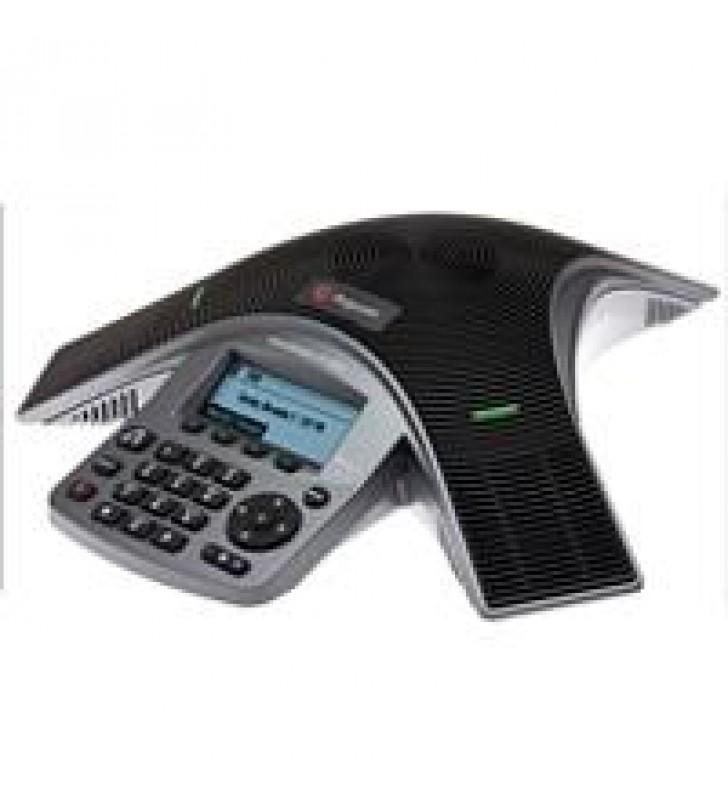 TELEFONO DE CONFERENCIA POLYCOM SOUNDSTATION IP 5000SIPPOE (NO INCLUYE FUENTE DE PODER)