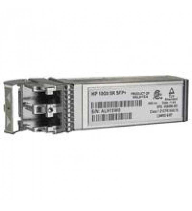 TRANSCEPTOR SFP + SR DE HPE BLADESYSTEM CLASE C 10 GB