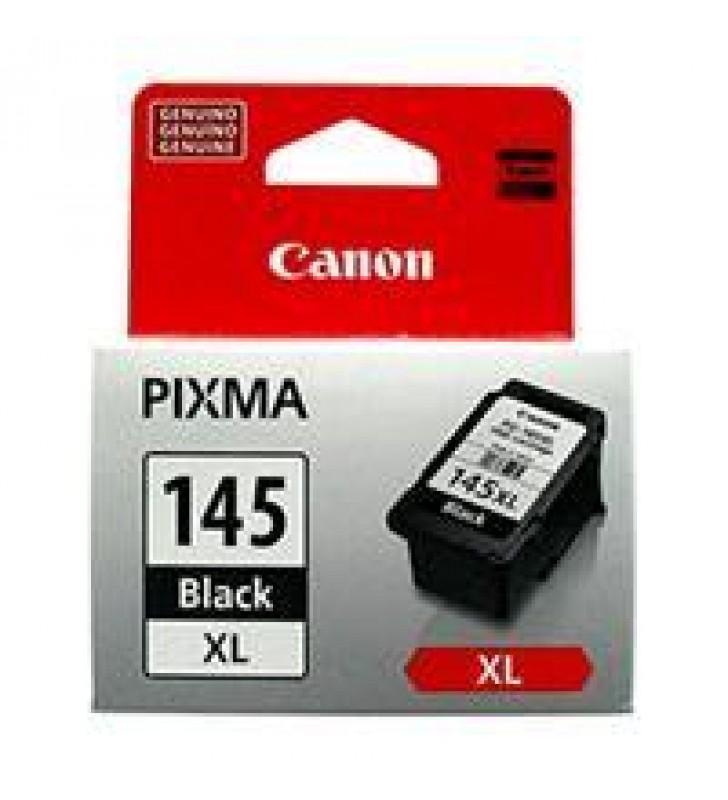 CARTUCHO CANON PG-145 XL ALTA CAPACIDAD NEGRO P/ PIXMA MX491 MG2410 MG2510 MG2910 IP2810