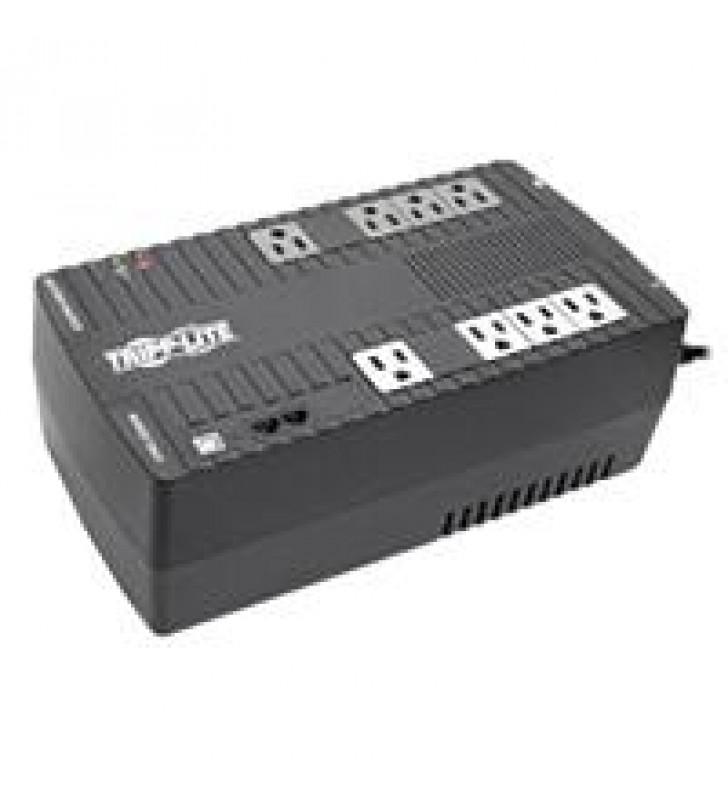 NO BREAK TRIPP-LITE AVR650UM120V INTERACTIVO 8 CONTACTOS PUERTO USB Y ALARMA SILENCIADA