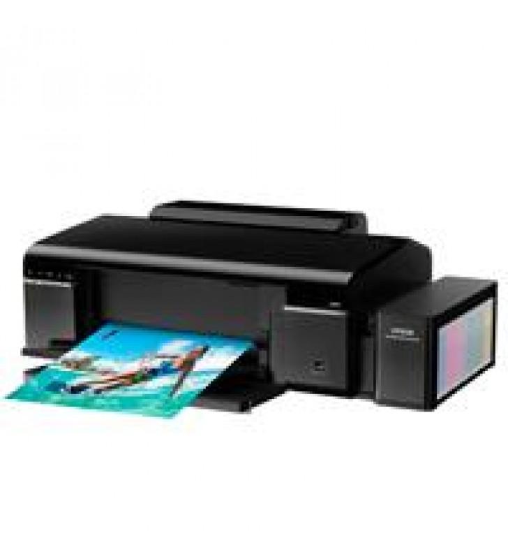 IMPRESORA EPSON L805 PPM 37 NEGRO/38 COLOR TINTA CONTINUA ECOTANK USB WIFI CD/DVD FOTOGRAFICA