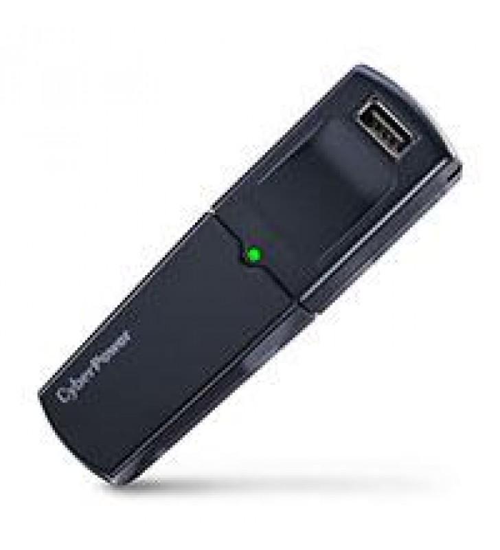 CARGADOR CYBERPOWER (CPTUC01) USB PORTATIL PARA VIAJE. 120V