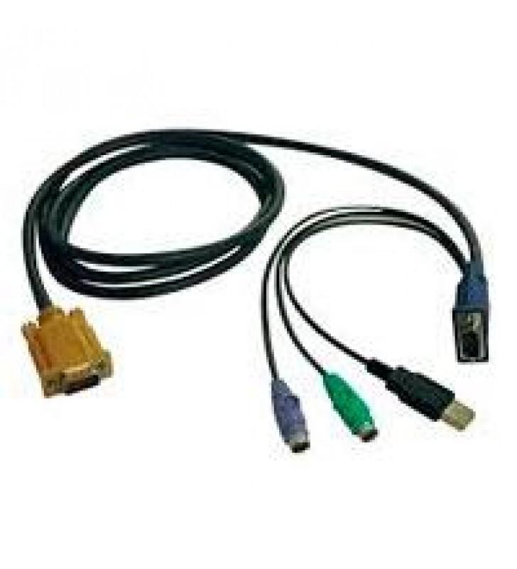 CABLE COMBINADO USB/PS2 TRIPP-LITE PARA KVMS P778-006 NETDIRECTOR B020-U08/U16 Y KVM B022-U16 1.83 M