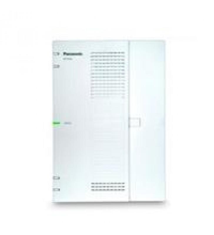 CONMUTADOR PANASONIC KX-HTS32 ALL IN ONE 4 LINEAS 8 EXTENCIOINES (ANALOGICAS O SIP) Y CAPACIDAD MAXI