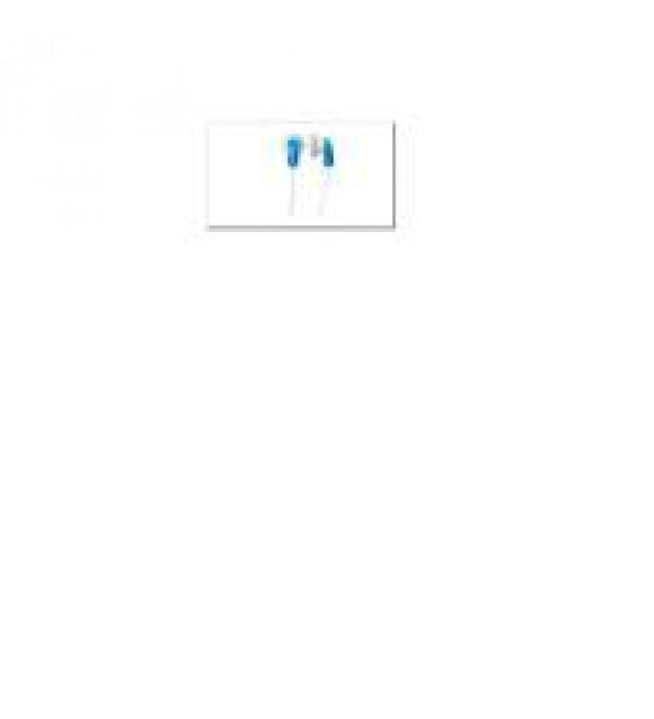 AUDIFONO INTERNO IN-EAR SONY E9-L9 COLOR BLANCO CON AZUL CONECTOR 3.5MM