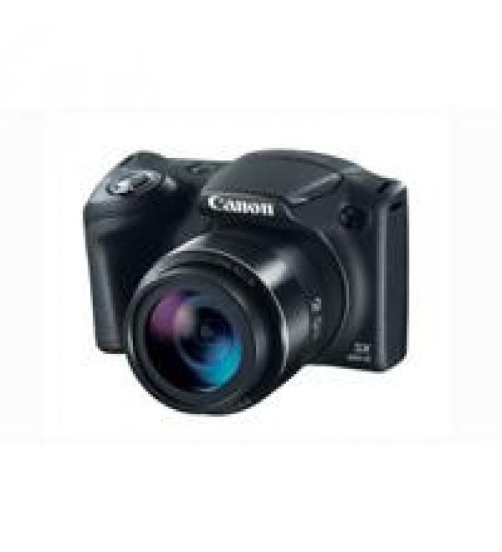 CAMARA CANON POWERSHOT SX420 IS 20MP 42X ESTABILIZADOR DE IMAGEN V. HD WIFINFC NEGRA