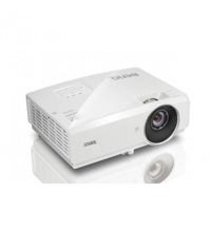 VIDEOPROYECTOR BENQ DLP MH750 4500 LUMS FHD 1920 X1080 3D COLOR BLANCO TIRO NORMAL VGA HDMI/MHL RJ-4