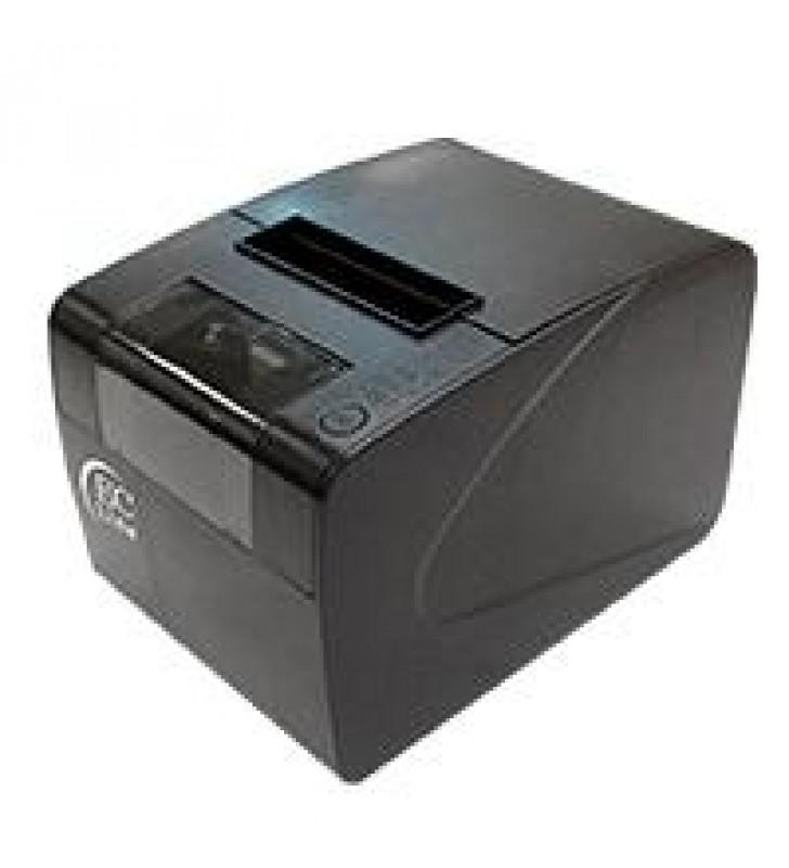 MINIPRINTER TERMICA EC LINE EC-PM-80360SERIAL+USB+ETHERNET/NEGRA 80MM/(315)VEL.300MM/SEG.