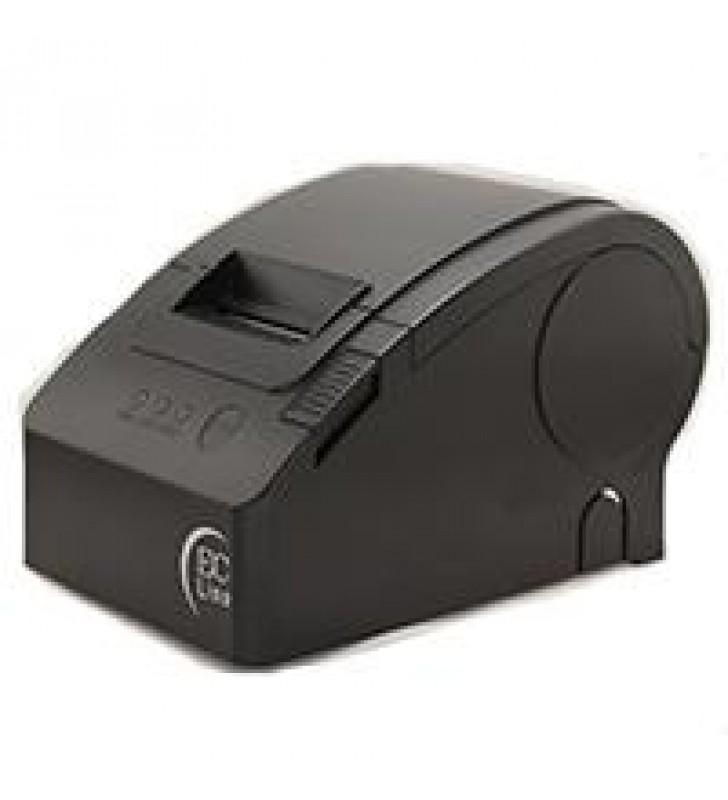 MINIPRINTER TERMICA EC LINE EC-PM-58110-USB USB NEGRA 58MM 2.28VEL.110MM/SEG