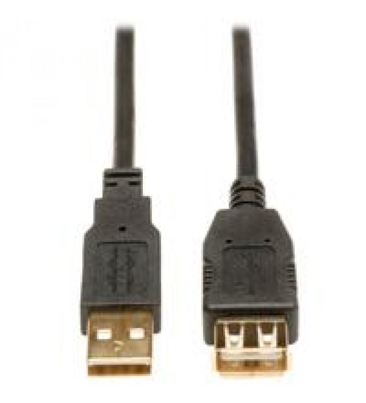 CABLE DE EXTENSION USB TRIPP-LITE U024-006 2.0 DE ALTA VELOCIDAD (A M/H) 1.83 M [6 PIES]CONECTORES B