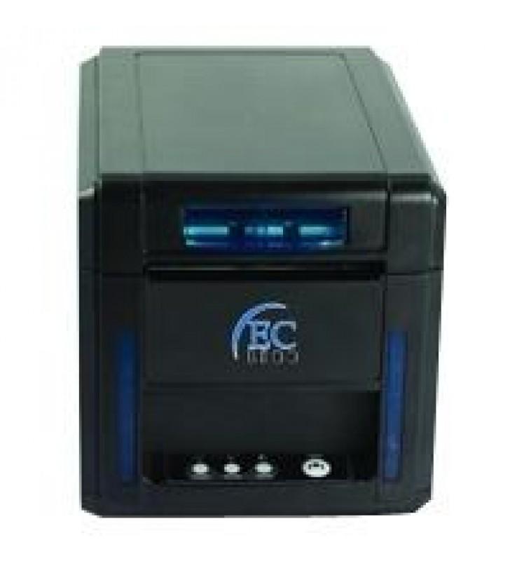 MINIPRINTER TERMICA EC LINE WIFI -USB LUZ Y SONIDO ESP COCINA EC LINE AUTOCUT 80MM 300MM/SEG