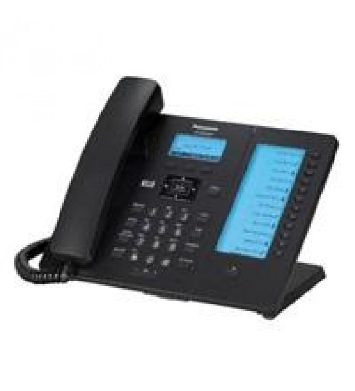 TELEFONO IP SIP SONIDO HD LCD 2.3 2 PUERTOS GB ALTAVOZ FULL DUPLEX COLOR NEGRO POE NO INCLUYE ELIMIN