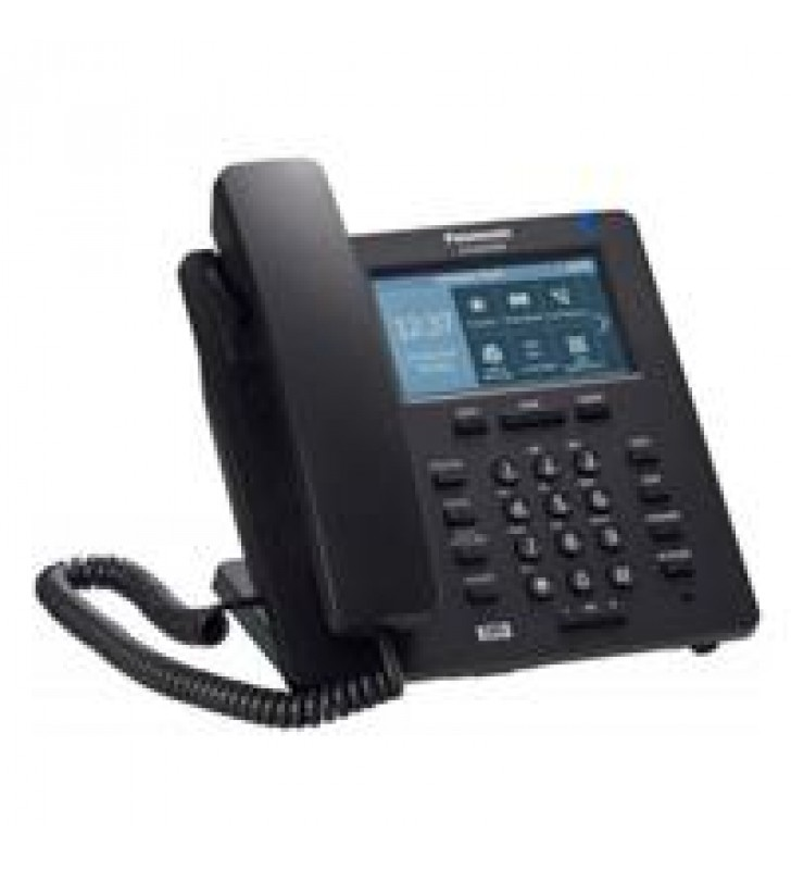 TELEFONO IP SIP PANTALLA TOUCH 4.3 BLUETOOT INCLUIDO 24 TECLAS PROGRAMABLES BRAODSOFT COLOR NEGRO NO