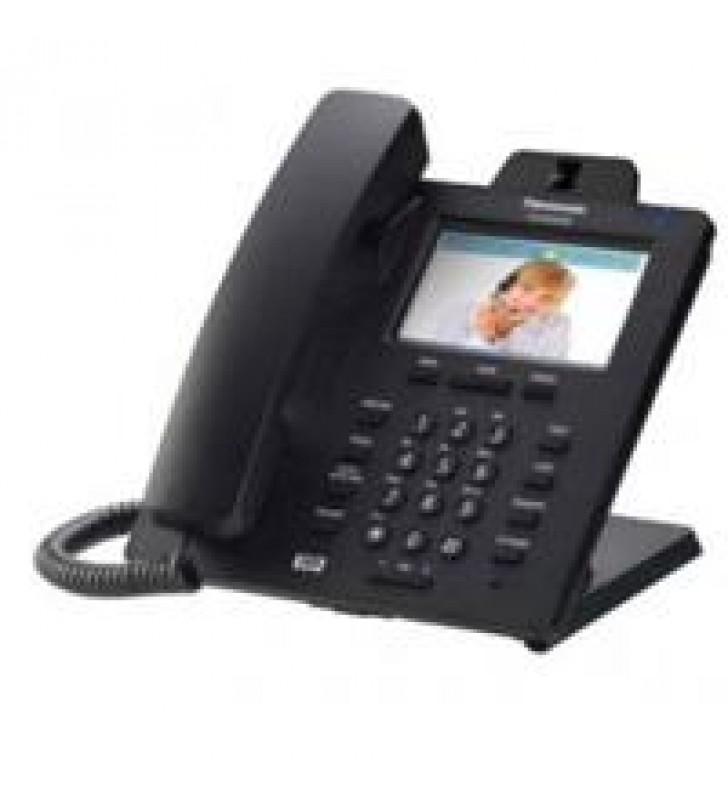 VIDEO TELEFONO IP SIP PANTALLA TOUCH 4.3 A COLOR BLUETOOT INCLUIDO BRAODSOFT COLOR NEGRO POE NO INC