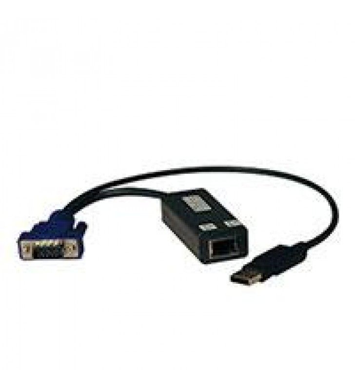 UNIDAD DE INTERFAZ TRIPP-LITE MOD. B078-101-USB-8 PARA SERVIDOR SIU USB NETCOMMANDER - PAQUETE DE 8