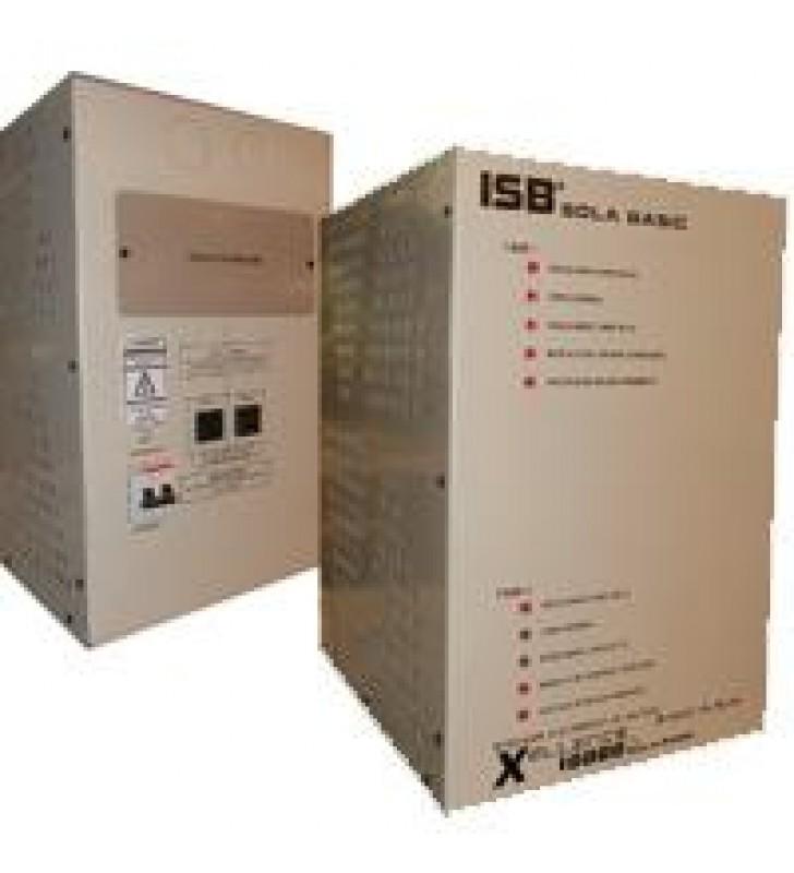REGULADOR ELECTRONICO DE VOLTAJE SOLA BASIC ISB XELLENCE DE 10000VA BIFASICO 220/127
