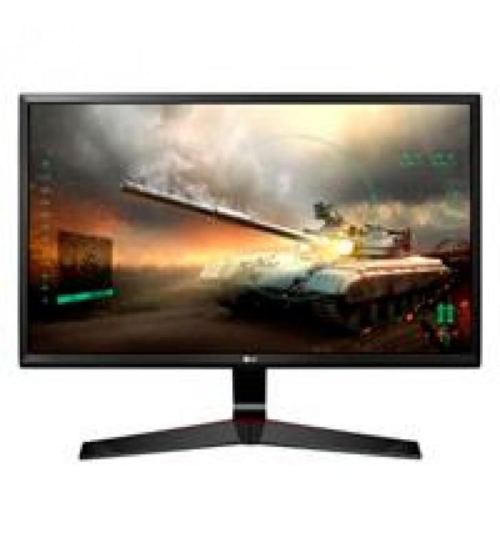 MONITOR GAMER LED LG 24MP59G-P 23.8 FULLHD 1920X1080 ASPECTO 16:9 75 HZ TR 1MS PANEL IPS HDMI(1) VGA