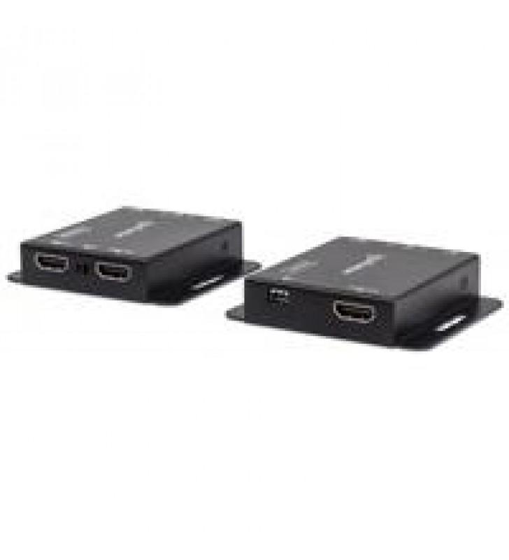 EXTENSOR DE SENAL HDMI MANHATTAN (1080P HASTA A 50 M / 164 FT.) CABLE CAT6 SOPORTA IR