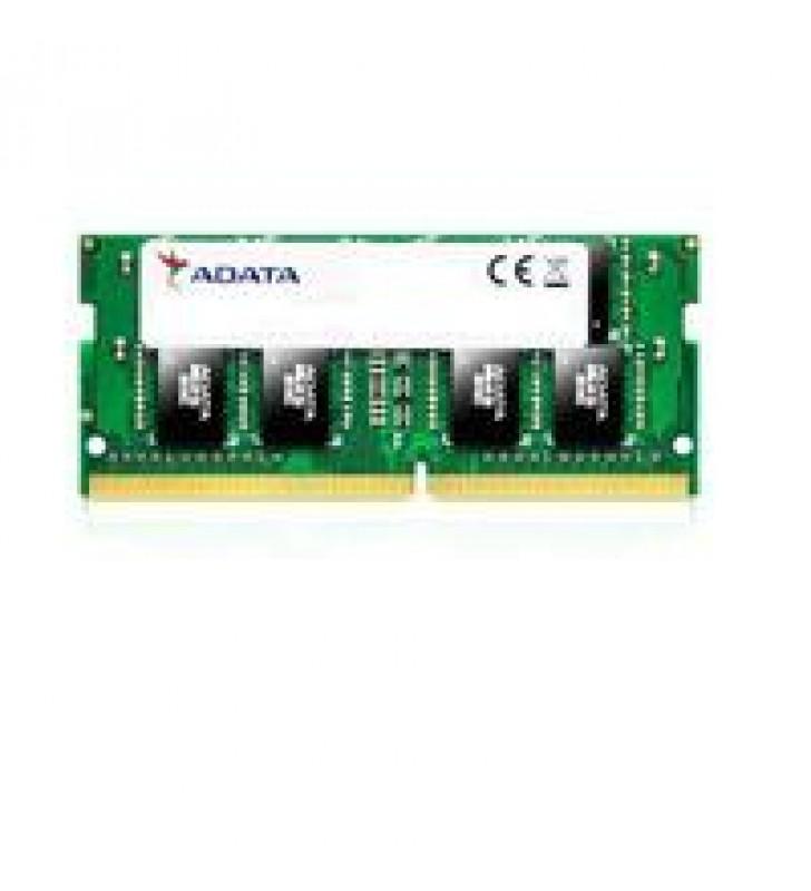 MEMORIA ADATA SODIMM DDR4 8GB PC4-19200 2400MHZ CL17 260PIN 1.2V LAPTOP/AIO/MINI PCS