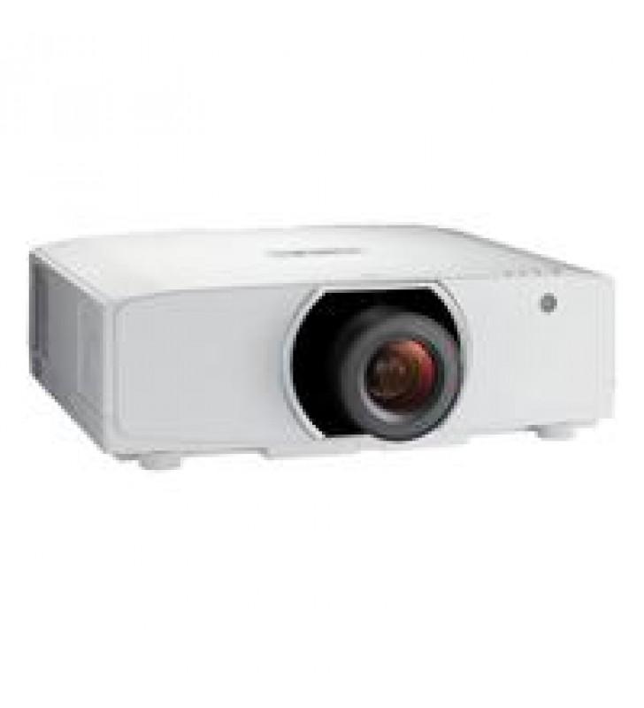 VIDEOPROYECTOR NEC NP-PA653U 3LCD WUXGA 6500 LUMENES CONT 80001 /HDMI-HDCP 2.2 / RJ45DISPLAY PORT W/