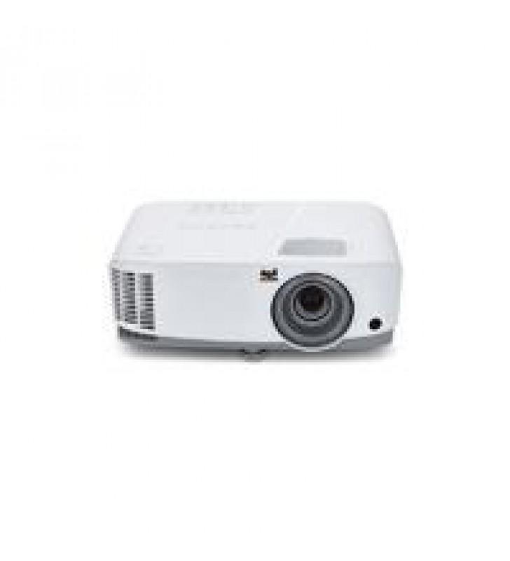 VIDEOPROYECTOR VIEWSONIC DLP PA503S SVGA/3800 LUMENS/VGA/HDMI/15000 HORAS/TIRO NORMAL