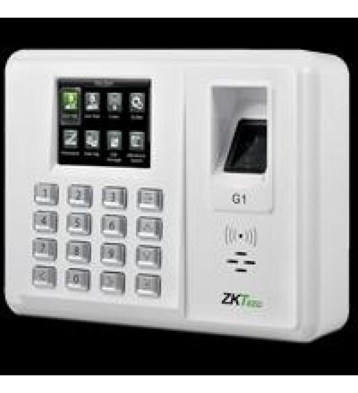 CONTROL DE ASISTENCIA ZK BASICO / GREEN LABEL / 5000 USUARIOS / 5000 HUELLAS CON SILKID / 100000 REG