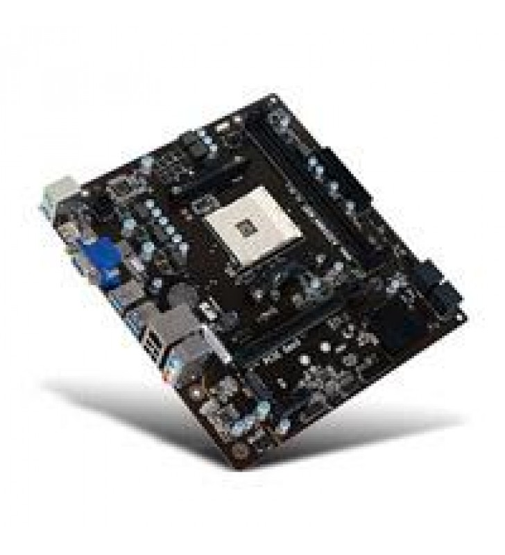 MB ECS A320 AMD S-AM4/2XDDR4 2400/REQUIERE TARJETA DE VIDEO/ 6XUSB3.0/ MICRO ATX /GAMA BASICA