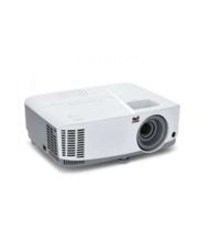 VIDEOPROYECTOR VIEWSONIC DLP PA503W/WXGA/3600 LUMENS/VGA/HDMI/10000 HORAS/TIRO NORMAL