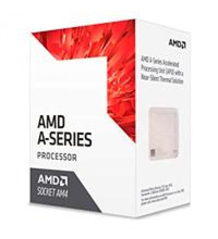 PROCESADOR AMD APU 7TH GEN A6-9500 S-AM4 65W 3.5GHZ TURBO 3.8GHZ CACHE 1 MB 2CPU 6GPU CORES / GRAFIC