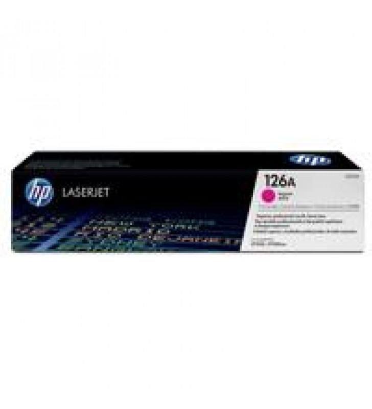 TONER HP MAGENTA 126A P/CP1025- 2000 PAGINAS