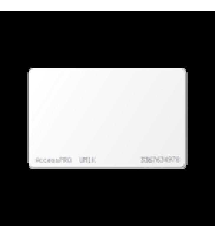 TARJETA TECNOLOGIA DUAL: RFID (UHF) 900MHZ/MIFARE 13.56MHZ PARA OFICINAS Y ESTACIONAMIENTOS