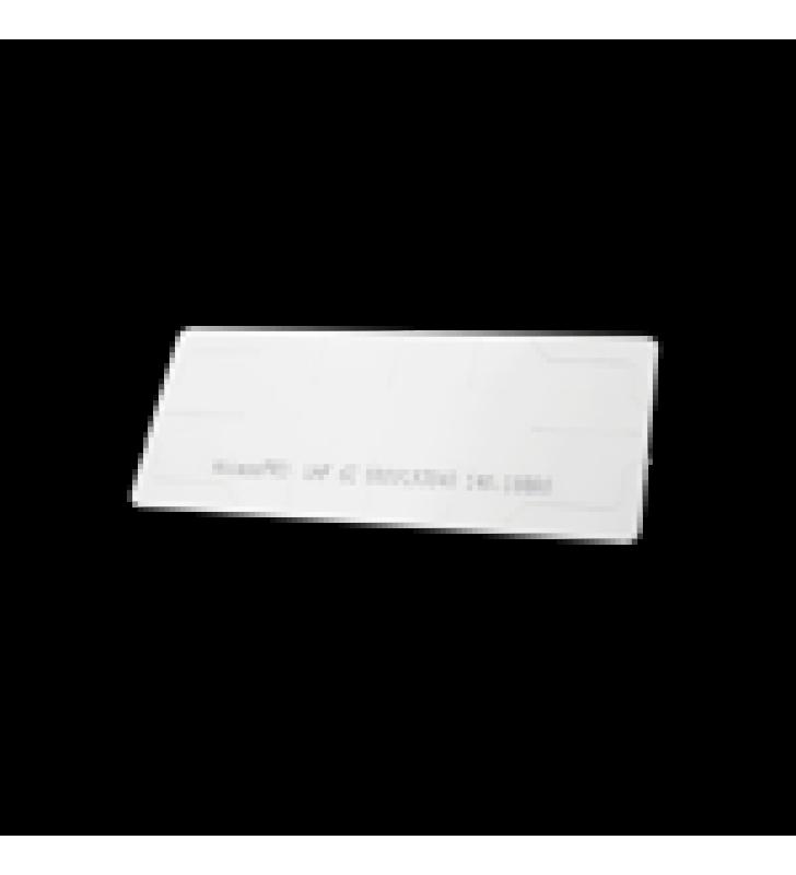UHF TAG ADHERIBLE TIPO ETIQUETA / EPC GEN 2 / SE ADHIERE AL CRISTAL DEL VEHICULO / COMPATIBLE CON LECTORAS DE LARGO ALCANCE PRO12RF Y PRO6RF