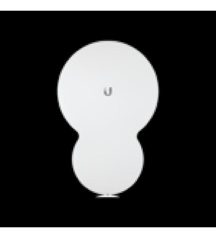 RADIO DE BACKHAUL DE ALTA CAPACIDAD FULL DUPLEX, CON ANTENA INTEGRADA, TECNOLOGIA AIRFIBER HASTA 1.4 GBPS, 24 GHZ (24.1 GHZ, 24.2 GHZ)