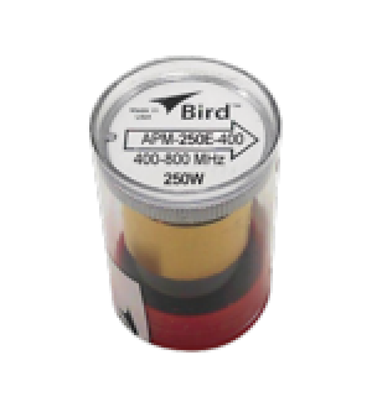 ELEMENTO PARA WATTMETRO BIRD APM-16, 400-800 MHZ, 250WATT.