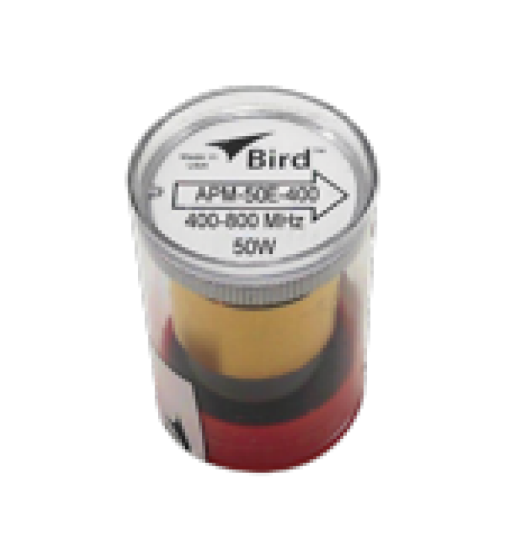 ELEMENTO PARA WATTMETRO BIRD APM-16, 400-800 MHZ, 50 WATT.