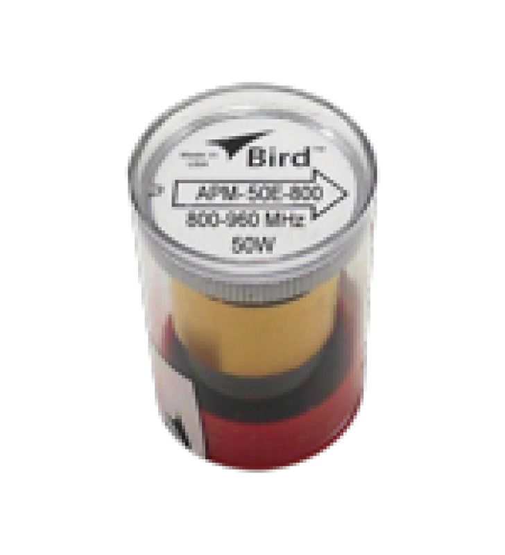 ELEMENTO PARA WATTMETRO BIRD APM-16, 800-960 MHZ, 50 WATT.