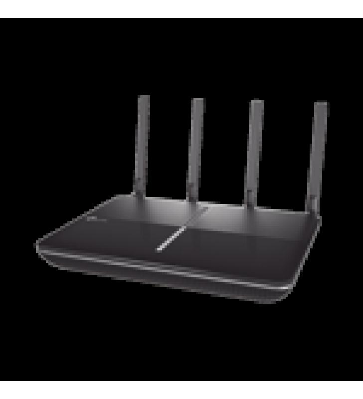 ROUTER INALAMBRICO AC 3150 DOBLE BANDA 1 PUERTO WAN 10/100/1000 MBPS Y 4 PUERTOS LAN 10/100/1000 MBPS, 1 PUERTO USB 3.0 Y 1 PUERTO USB 2.0
